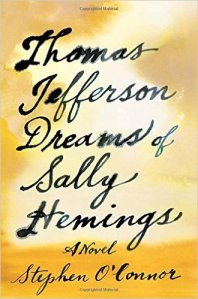 Thomas Jefferson Dreams of Sally Hemings book cover